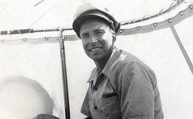 Captain Sammy Collins