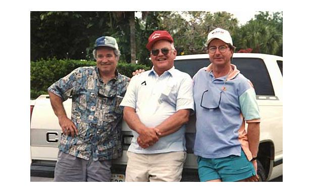 Marty, Freddy Futch, and Eddie Adamson