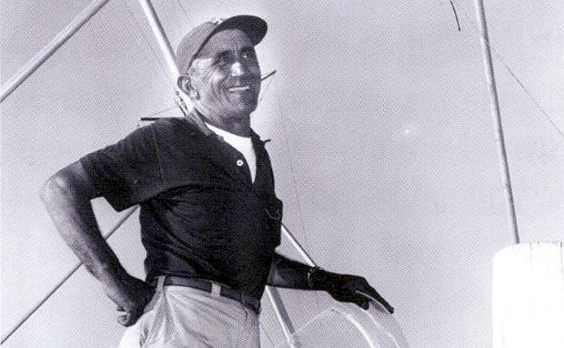 Captain Frank Ardine