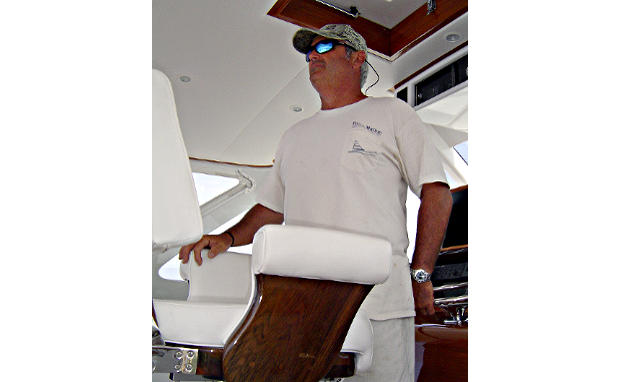 Captain Ed Nicolace