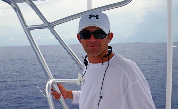 Captain Tim Smith
