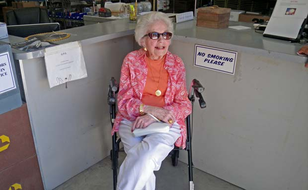 Aunt Kay Rybovich
