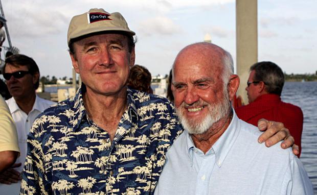Michael with Alan Merritt